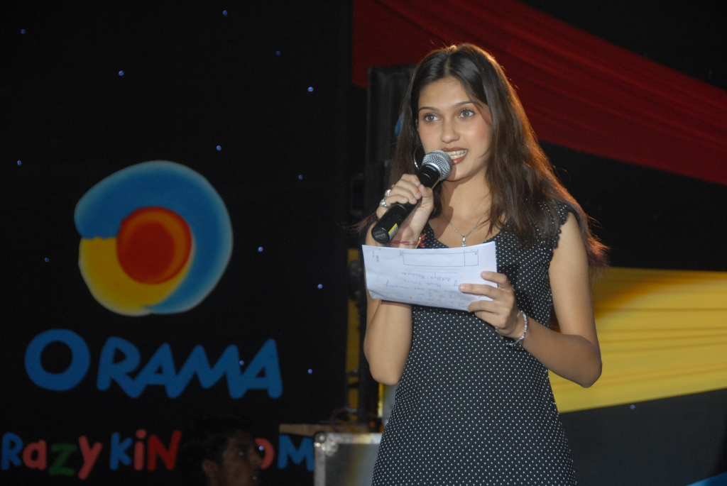 Anchoring/MCing Live Show